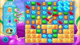 Candy Crush Soda Saga Level 334 (Hard Level) No Boosters