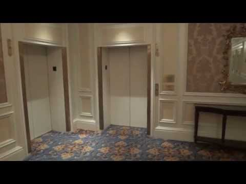 Otis Traction elevators @  Intercontinental Hotel Kansas City MO