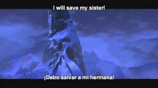 Frozen (Disney) Official Japanese Trailer. (With english and spanish subs.)
