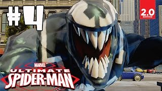 Ultimate Spider-Man - Part 4 (Tack-a-Mole, Sweet and Sewer) Disney Infinity 2.0 Marvel Super Heroes
