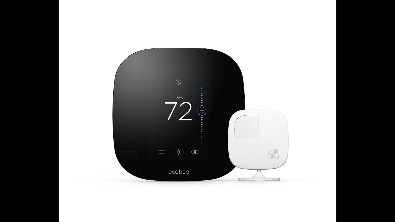 Ecobee3 Review And No Common Wire Hack Youtube Wi Fi Thermostat 5 Wiring Diagram
