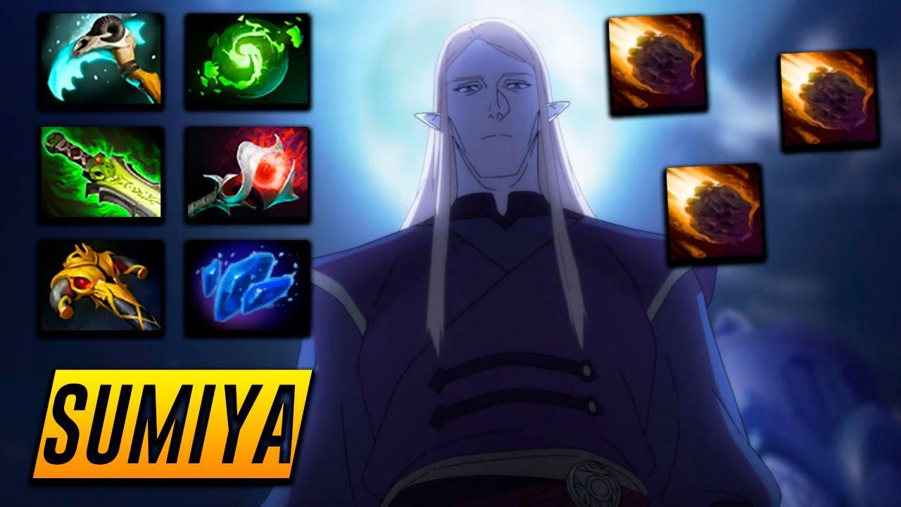 SumiYa Invoker God 32 KILLS – Dota 2 Pro Gameplay [Watch & Learn]
