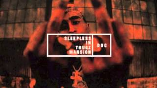 2pac vs flume sleepless in thugz mansion d o c mashup