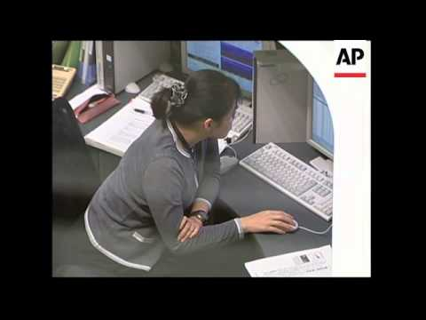 Japanese stock market opens