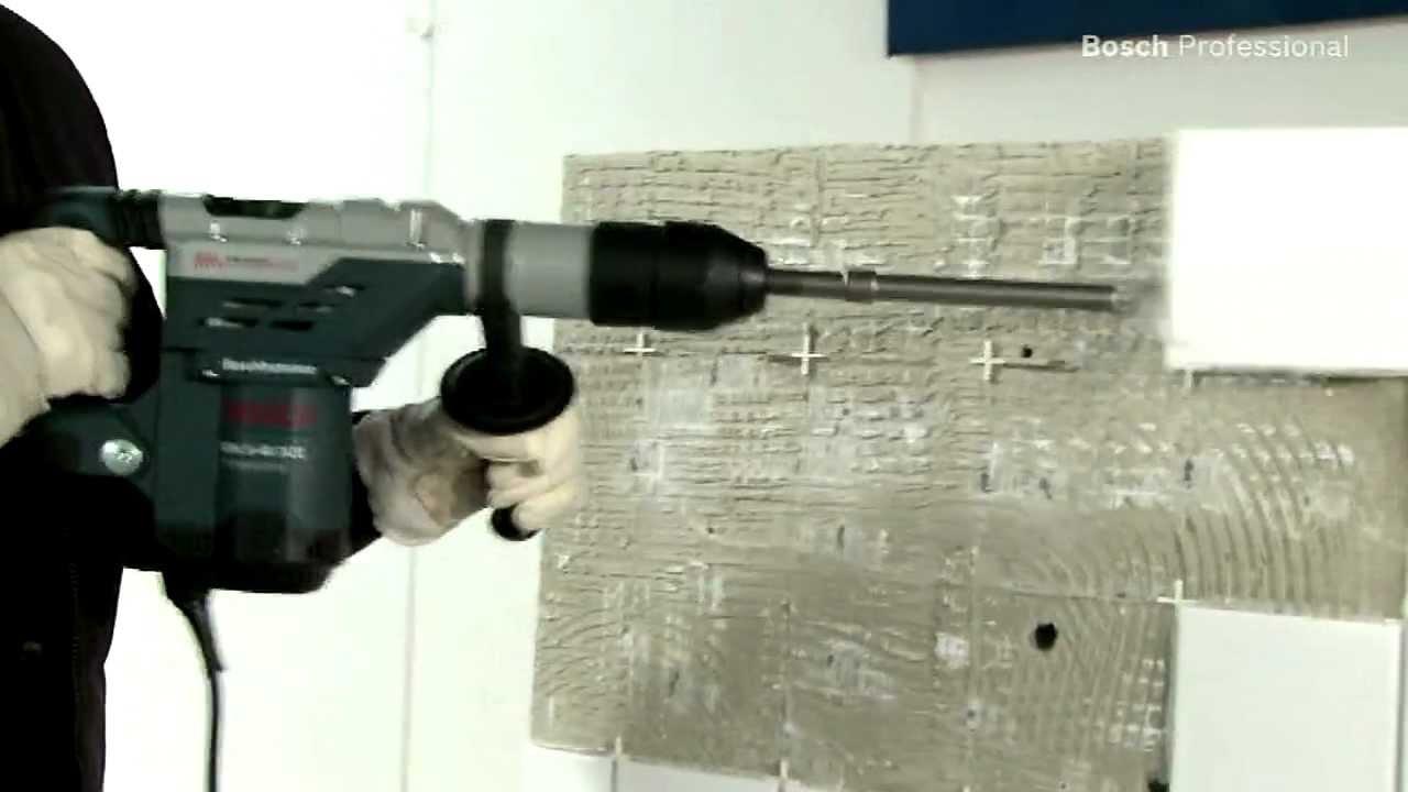 bosch bohrhammer gbh 5 40 dce der universalhammer zum bohren und meisseln youtube. Black Bedroom Furniture Sets. Home Design Ideas