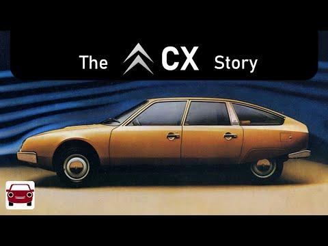 The Citroën CX Story