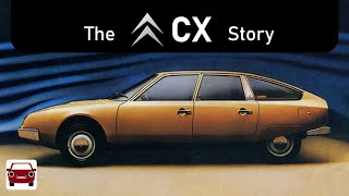 The Citroën CX Story