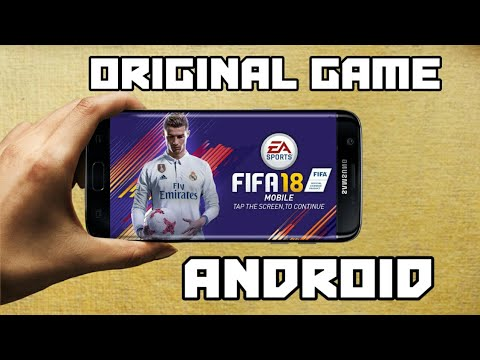 FIFA 18 Original Game For Android Apk+Data+Obb - In Hindi With Gameplay - 동영상