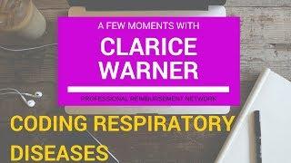 Coding Respiratory Diseases