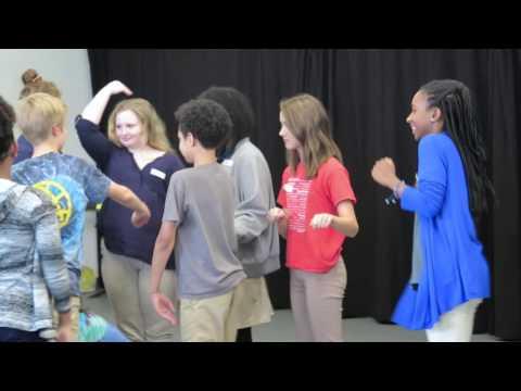 Education at Arkansas Repertory Theatre  |  Winter Classes 2016-17