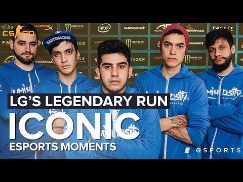 ICONIC Esports Moments: Luminosity's Legendary Run (DreamHack 2015) CS:GO