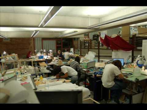 1st yr arch studio at pratt