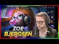 726. Bjergsen - Zoe vs Ryze - S8 Patch 8.19 - NA Challenger - September 30th, 2018