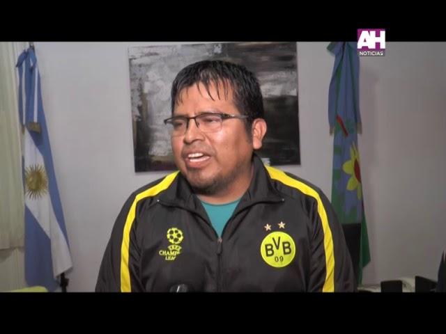 MAURICIO VEGA   GLADIZ ONTIVEROS PACHECO  CONSUL MOVIL DE BOLIVIA EN CHACABUCO