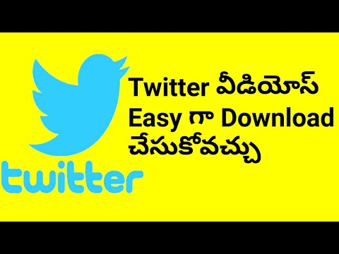 How to download twitter videos | Twitter video downloader
