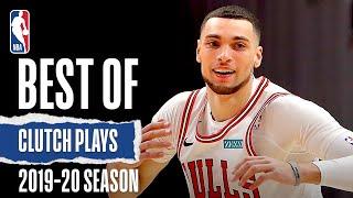 Best Of Clutch Plays   2019-20 NBA Season