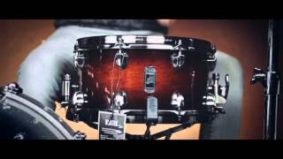"""Gambar cover Mapex Black Panther 13x7"""" Maple 'Blaster' Snare Drum w/ Re-Rings"""