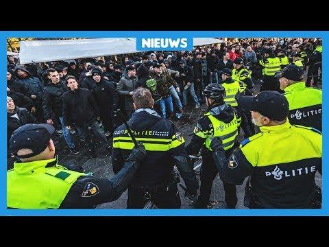 Tientallen mensen opgepakt tijdens intocht Sinterklaas