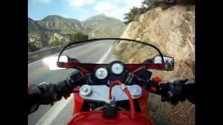 when it (nearly) all went wrong - almost crashing my Ducati