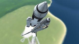 KSP: The BEST Space-Shuttle I've Made Yet!