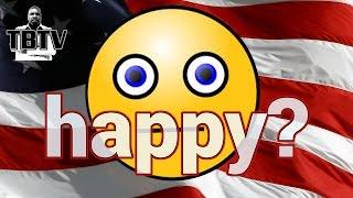 America Isn't #1, America Is #14. Why We Aren't Happier