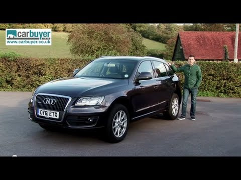 Audi Q5 review - CarBuyer