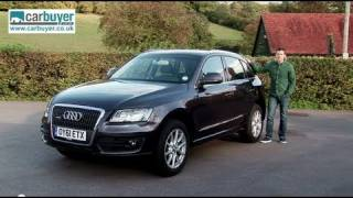 Audi Q5 SUV review - CarBuyer