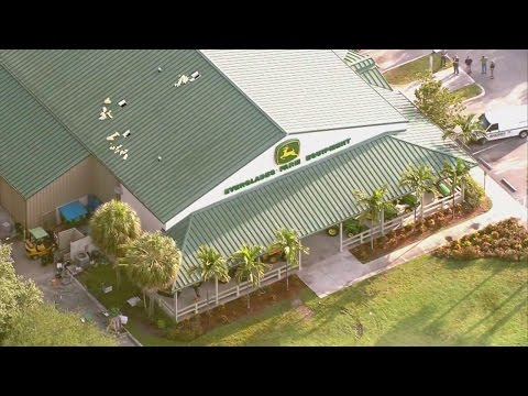 Chopper 5: Holes In Roof Of Everglades Farm Equipment