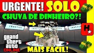 GLITCH DE DINHEIRO 'SOLO'