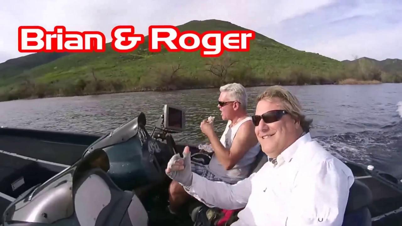 Lake skinner march 2017 youtube for Lake skinner fishing report