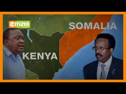 President uhuru Kenyatta attends IGAD meeting amid tensions with Somalia