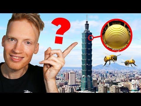 Taipei 101: Icon of Taiwan