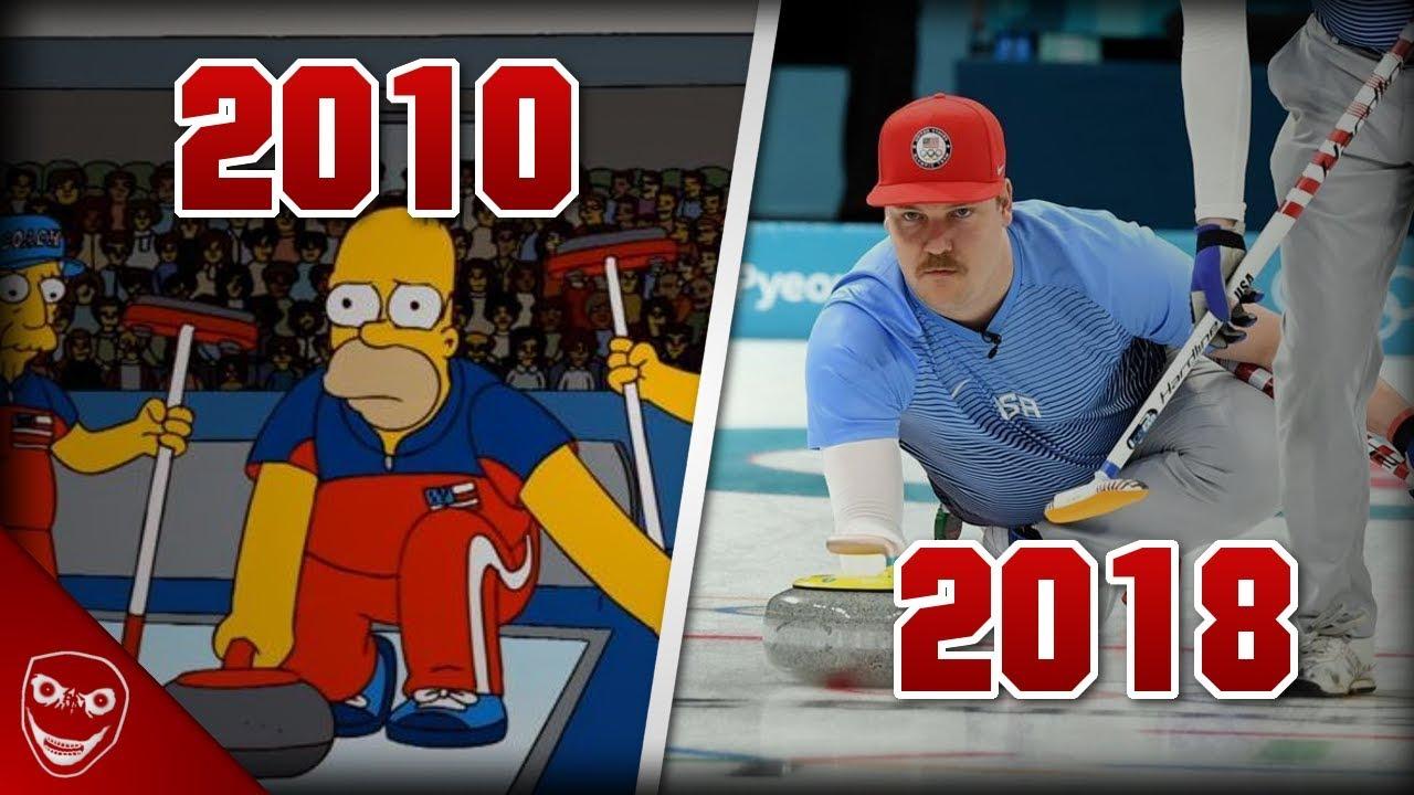 Die Simpsons Vorhersage
