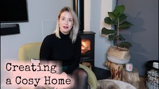 HOW TO MAKE YOUR HOUSE A COSY HOME | FALL DECOR IDEAS | KERRY WHELPDALE