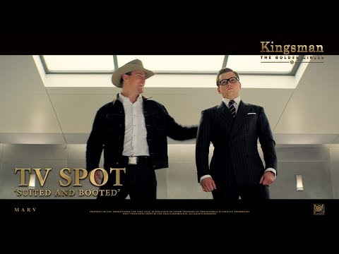Kingsman: The Golden Circle ['Major Event' TV Spot in HD (1080p)] from YouTube · Duration:  31 seconds