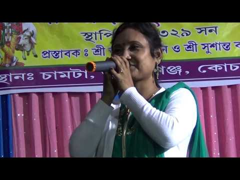 O Boidesha Bondhu Re O Mor Sona Bondhu Re - Kabita Roy - MaTu TV