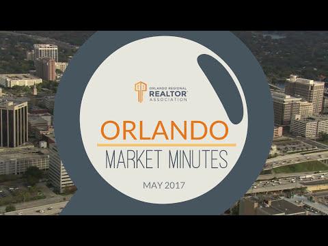 Orlando Housing Market Report - May 2017