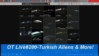 Sunday Live on  Turkey UFO+Alien footage debunked again + Concorde  UAP Vid) - OT Chan Live#200