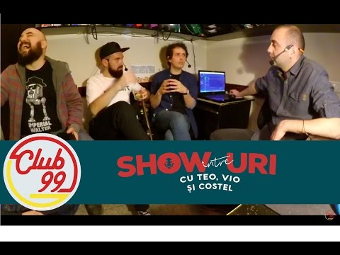 Podcast #87   Nu vreau sa mor la podcast   Intre showuri cu Teo Vio si Costel
