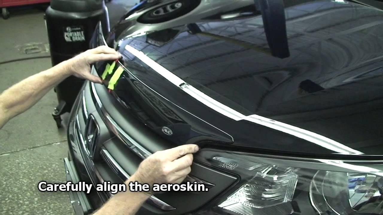 Episode #233 - 2012+ Honda CR-V Aeroskin Installation ...