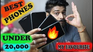 Best Phones under 20000 🔥   My Fvourite Picks under 10-20000