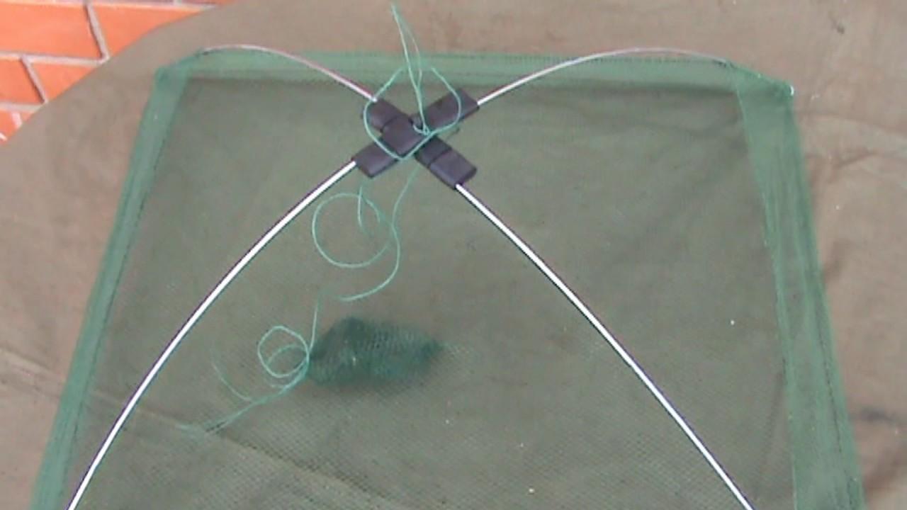 паук хапуга для рыбалки