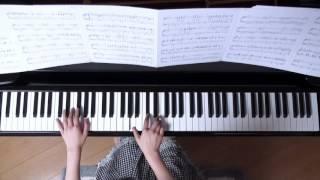 2016年5月4日 録画、 使用楽譜;ピアノソロ サザンオールスターズ (ピア...