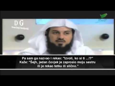 Pazi da te Allah ne kazni radi jednog grijeha | Muhamed Arifi