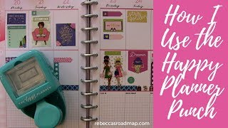 MAMBI Weekly Punch Box Classic The Happy Planner