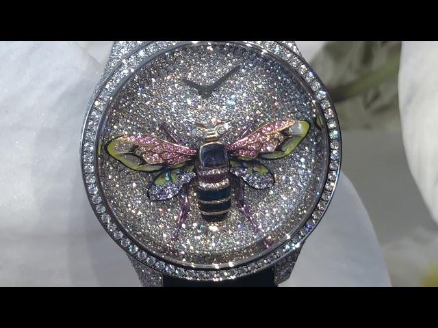 Dior Grand Soir bee watch