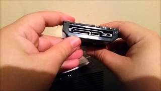 XBOX 360 Hard Drive Replace/Install