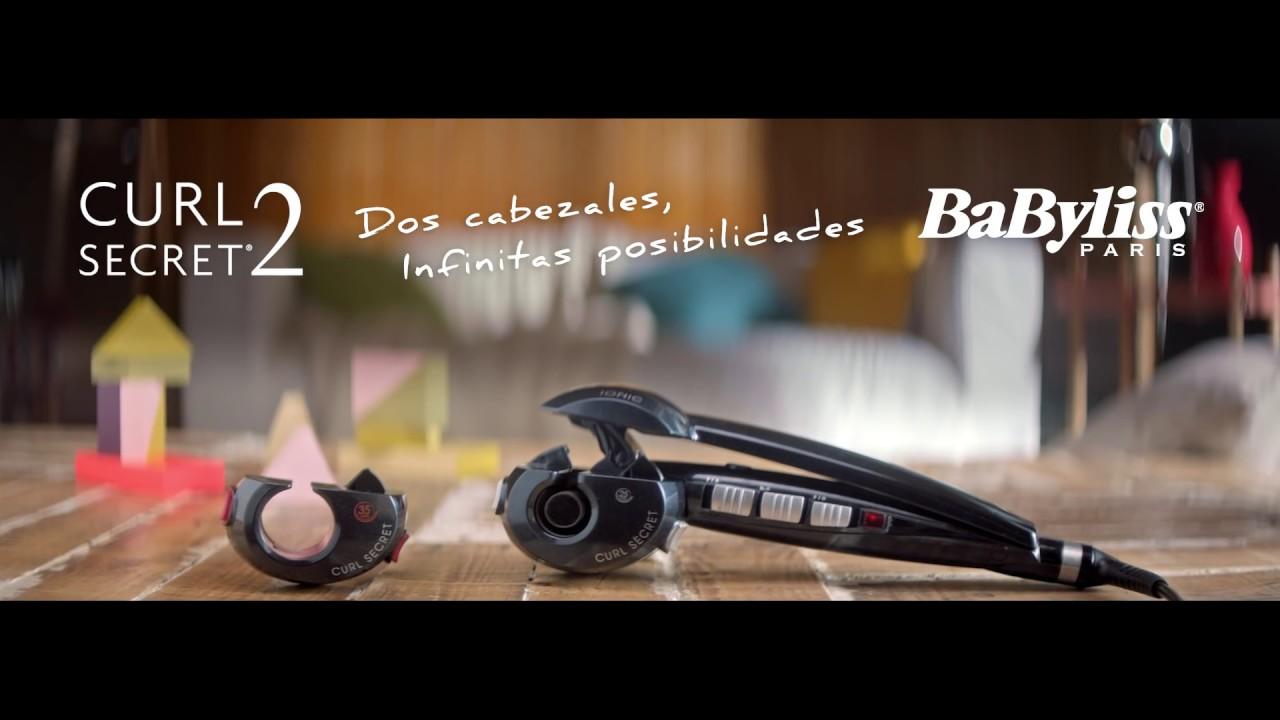 BaByliss Curl Secret 2 - YouTube 7ec21cd80afc