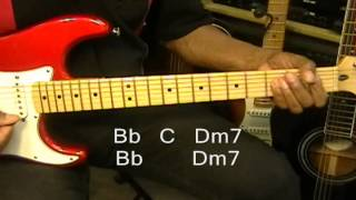 Michael Jackson ANOTHER PART OF ME How To Play On Guitar Lesson