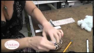 כיצד להכין כרית לסיכות? How to make a pin pillow?